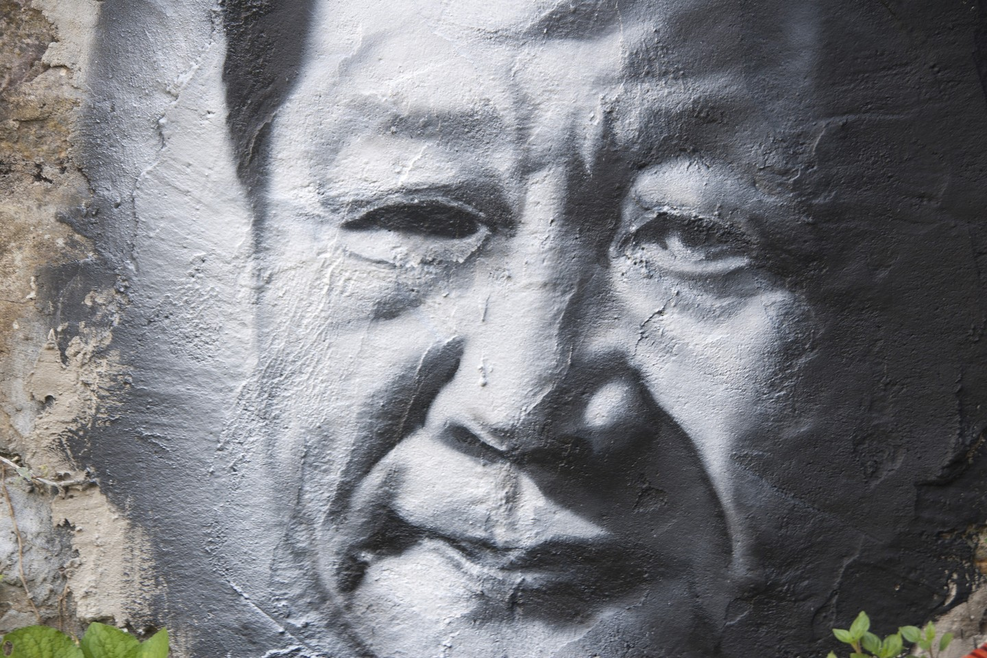 Xi Jinping by Abode of Chaos artist Thierry Ehrmann